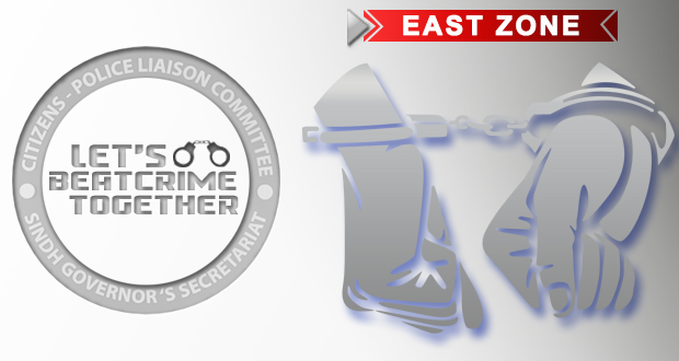 EXTORTIONISTS ARRESTED THROUGH CPLC EAST ZONE EFFECTIVE INTERVENTION
